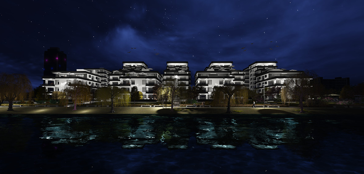 Apartamente Lacul Tei